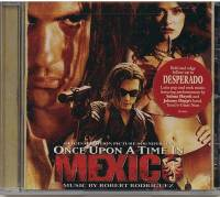 Once Upon a Time in Mexico - DVD obal