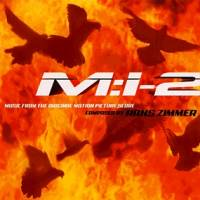 Mission Impossible 2 (score) - DVD obal