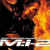 Mission Impossible 2 - DVD obal