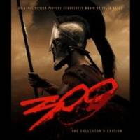 300 (complete recordings) - DVD obal