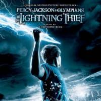 Percy Jackson and the Lightning Thief - DVD obal