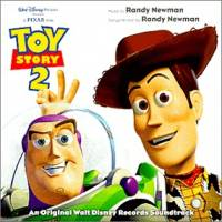 Toy Story 2 - DVD obal