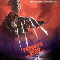 Freddy's Dead The Final Nightmare - DVD obal