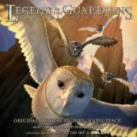 Legends Of The Guardians: The Owls Of Ga'hoole - DVD obal