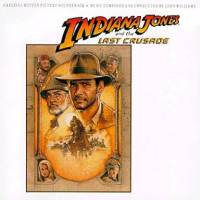 Indiana Jones and the Last Crusade - DVD obal