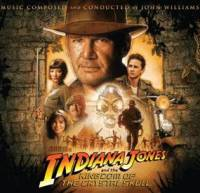 Indiana Jones and the Kingdom of the Crystal Skull - DVD obal
