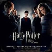 Harry Potter and the Order of the Phoenix - DVD obal