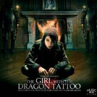 The Girl with the Dragon Tattoo - DVD obal