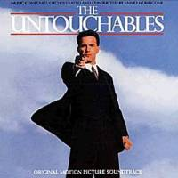 The Untouchables - DVD obal