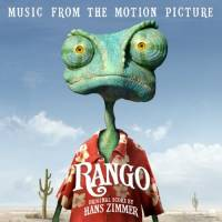 Rango - Music from the Motion Picture - DVD obal