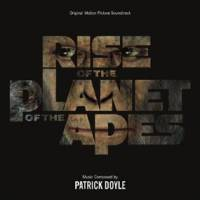 Rise of the Planet of the Apes - DVD obal