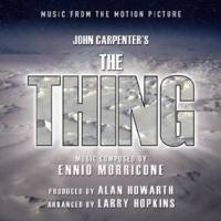 The Thing (re-recording) - DVD obal