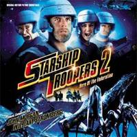 Starship Troopers 2 - DVD obal