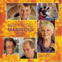 The Best Exotic Marigold Hotel - DVD obal
