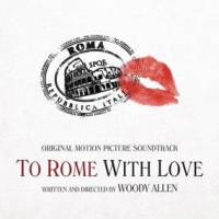 To Rome With Love - DVD obal