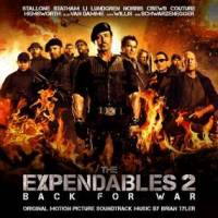 The Expendables 2 - DVD obal