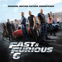 Fast & Furious 6 - DVD obal