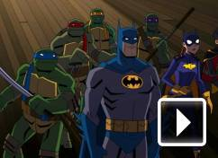 Batman vs. Teenage Mutant Ninja Turtles: Trailer