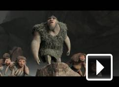 Croodsovi / The Croods: Trailer (CZ dabing)