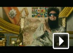 Diktátor / The Dictator: Trailer