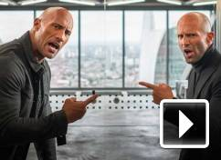 Rychle a zběsile: Hobbs a Shaw: Super Bowl Spot