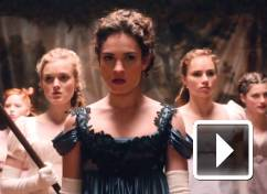 Pride and Prejudice and Zombies: Teaser trailer