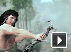 Rambo The Video Game: Trailer