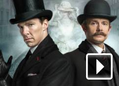 Sherlock: The Abominable Bride, trailer #2