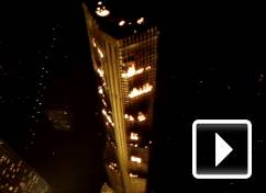 Skleněné peklo / The Towering Inferno: Trailer