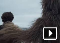 Solo: Star Wars Story: Super Bowl trailer
