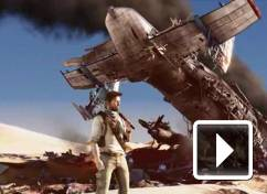 Uncharted 3 - Drake's Deception: Trailer