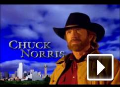 Walker, Texas Ranger (1993): Intro