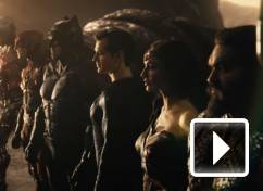 Zack Snyder's Justice League: DC FanDome teaser trailer