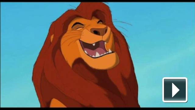 The Lion King 2 Teaser Trailer New Series This Fall 2012